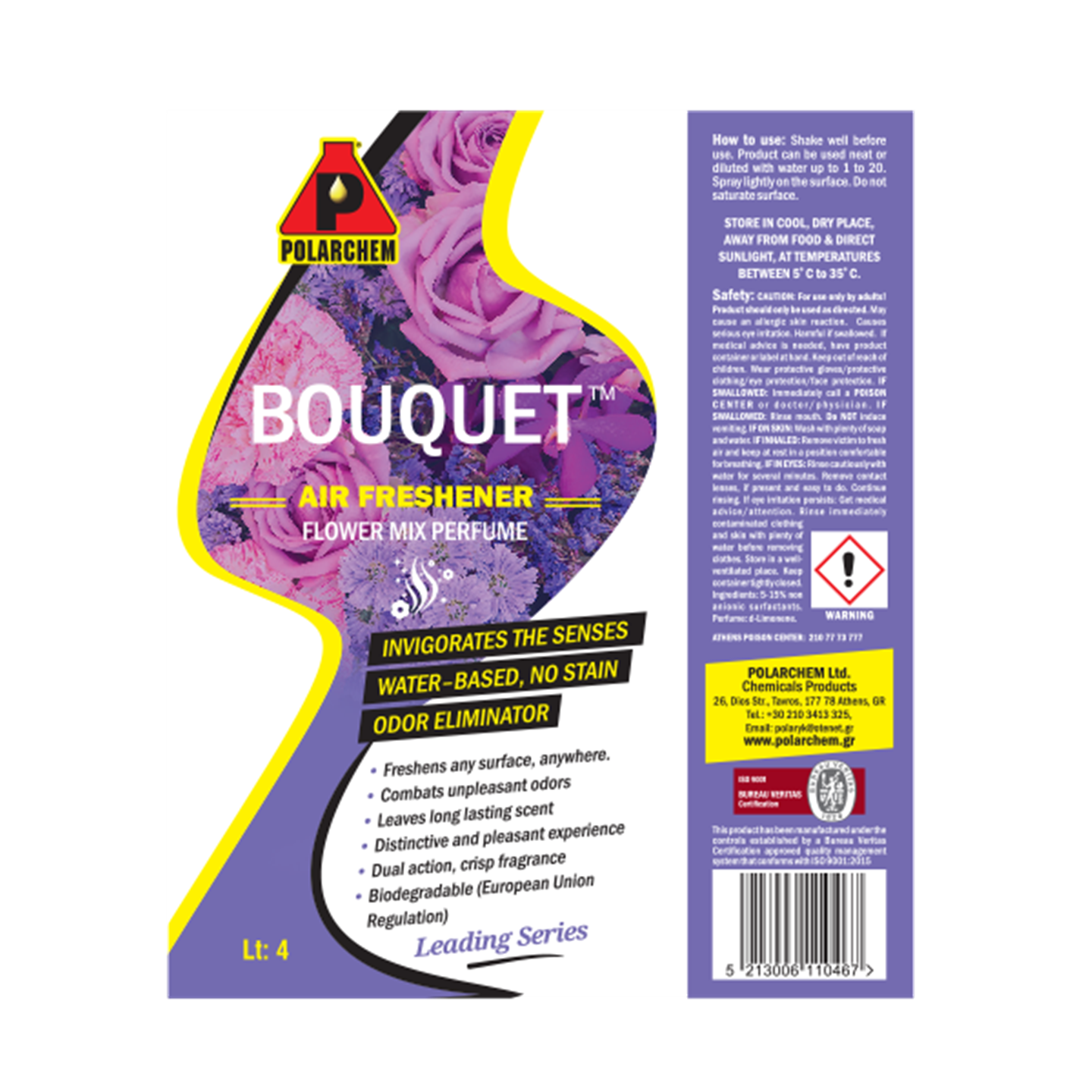 BOUQUET Air freshener